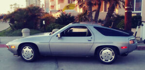 RARE 1986.5 PORSCHE 928S V8 GREAT SHAPE, FAST & PASSED CA SMOG