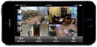 CCTV SECURITY CAMERAS AND HOME AUTOMATION