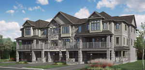 Condo Townhomes In Kitchener