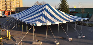 Don't Rent - BUY - Tents, Tables, Chairs, China, Glassware Kingston Kingston Area image 1