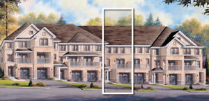 Brand New Townhouse FOR SALE in AJAX,ON - $649,900