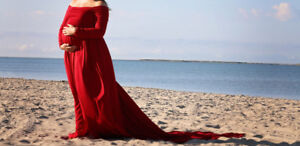4 stunning custom made maternity gowns