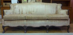 French Provincial Couch With Cushions Peterborough Peterborough Area image 1