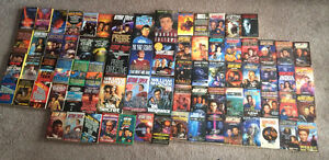 77 Star Trek Book Lot 9 Hard Cover 1st/1st & 68 Paperbacks NMint