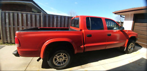 2002 dodge Dakota parts truck