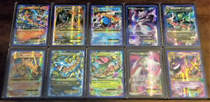 Pokemon Cards - Ultra Rare Holographic