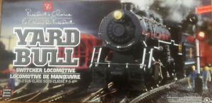 HO Train Set - Presidents Choice Collector - Yard Bull