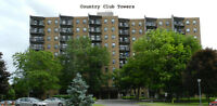 Country ClubTowers,quiet south location to Cataraqui golf course