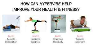 Exercise Almost Anyone Can Do - Hypervibe Fast, Fun & Effective