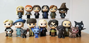 Funko Mystery Minis Series 1 2 3 Harry Potter Hot Topic Excl