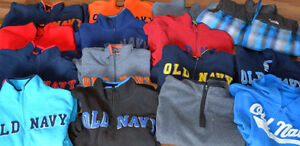 Boys OLD Navy sweaters size 10-12 (large)