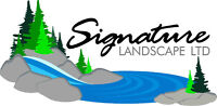 Landscape Construction Foreman/woman and Laborers