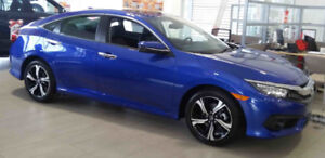 Lease Takeover - 2017 Honda Civic Touring Sedan