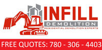 Garage & House Demolition! - Call for a free quote today!