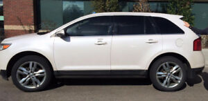 2013 Ford Edge Limited SUV, Crossover Highway driven 200,000KM