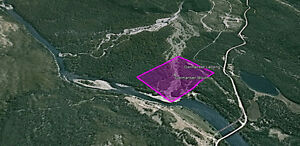 GERMANSEN RIVER MOUTH Placer Gold Claim $3000