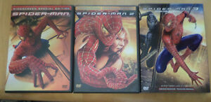 Spiderman DVD Collection