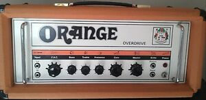 70's Orange OR80 Overdrive