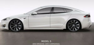 Tesla Model S or Tesla Model X Save $1500 on a new or demo