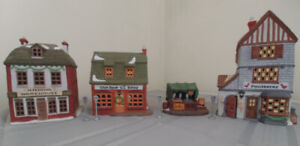 Department 56 Christmas Figurines and Accessories