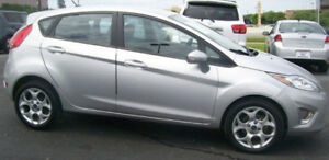 2011 Ford Fiesta Hatchback for sale as is!