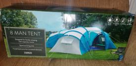8 Man Family Tent