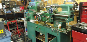 Standard modern 11 in3/4 cycle Lathe + Excello milling machine
