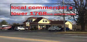 local commercial a louer