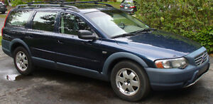 2002 Volvo V70 XC Familiale