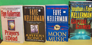 Lot of 4 Fay Kellerman Paperback Pocket Novels Belleville Belleville Area image 1