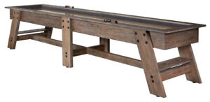 """New, In Stock, 1"""" Slate Pool Tables, Shuffleboards and More!"""