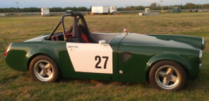 1966 Austin Healey Sprite Mark IV - Autocross or Track car