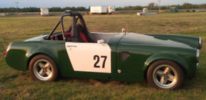 Reduced: 1966 Austin Healey Sprite Mark IV - Autocross or Track
