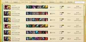 League of Legends Coach/booster - Master tier. -Now free trials! Prince George British Columbia image 7