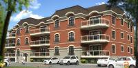 Blainville condo 3 chambres, garage, 2 terrasses, foyer et plus