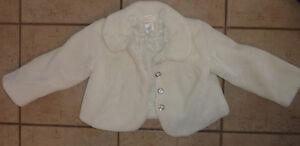 Gymboree Holiday winter shirt, plush coat, size 5T, $ 5 ea Kitchener / Waterloo Kitchener Area image 2