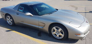 1999 Corvette - Fixed Roof Coupe