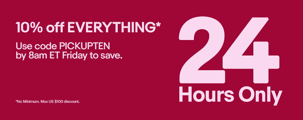 Ebay Canada Flash Sale Take An Extra 10 Off Everything With Coupon