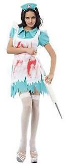 Blood Splattered Nurse - Adult - Medium