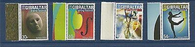 GIBRALTAR - 928 - 931   - MNH  -  2003
