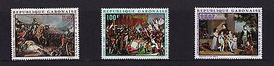 Gabon - 1969 Napolean - U/M - SG 351-3