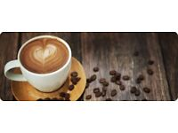 Property needed - Coffee shop/restaurant/bar, with upstairs 2 bed. Accommodation