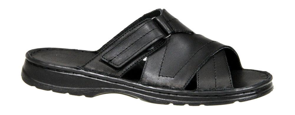 Uk About Footwear Shoes Sandals Details Size 51011 Leather Orthopedic 67899 Men R54j3AL