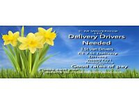 Delivery Drivers C1 7.5t and 3.5t VAN DRIVERS