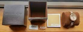 Michael Kors Ladies Watch - Rose Gold - Swarovski Crystal - £30
