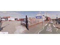 unit with storage rack with a office onsite parking in bordesley green