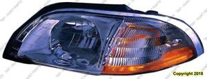 Head Lamp Driver Side High Quality Ford Windstar 2001-2003