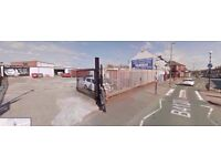 unit shop To Let Bordelsey Green Electric Shutter + Alarm + parking last one Chance