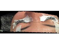Individual eyelash extensions £30