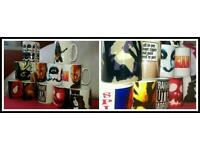 Printed / Personalised / Art Mugs
